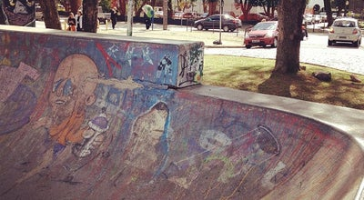 Photo of Skate Park Pista de Skate Ambiental at Jardim Ambiental Ii, Curitiba, Brazil