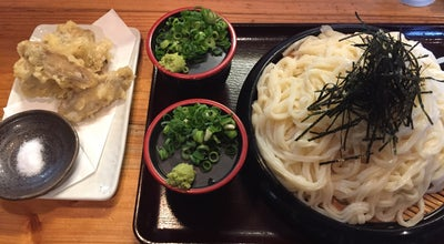 Photo of Ramen / Noodle House 筑後うどん たけ久 at 城栄町2-5, 長崎市 852-8034, Japan