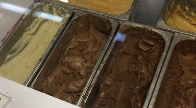 "Photo of Ice Cream Shop Στάμου ""Γαλακτοκομικά"" - Stamou ""Dairy Products"" at Λεωφόρος Θρακομακεδόνων 146 - 156, Acharnai 136 71, Greece"