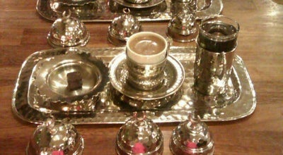 Photo of Coffee Shop Kocatepe Kahve Evi at Selanik Cad. No:35/1, Ankara 06300, Turkey