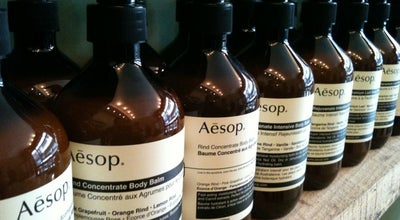 Photo of Cosmetics Shop Aēsop at 44 Redchurch St, London E2 7DJ, United Kingdom
