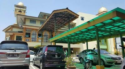 Photo of Mosque Masjid Abu-Bakar As-Siddiq at Sungai Petani 08000, Malaysia