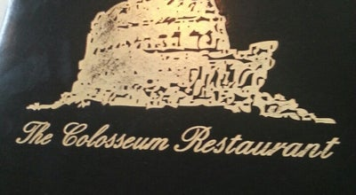 Photo of Italian Restaurant The Colosseum at 264 N Broadway, Salem, NH 03079, United States