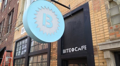 Photo of New American Restaurant Bite Café at 1039 N Western Ave, Chicago, IL 60622, United States