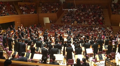 Photo of Concert Hall Shanghai Symphony Orchestra Chamber Hall at 1380 Middle Fuxing Road, Xuhui District, Sh, China
