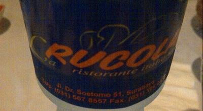 Photo of Italian Restaurant La Rucola Ristorante Italiano at Jalan Dokter Sutomo No. 51, Surabaya 60264, Indonesia