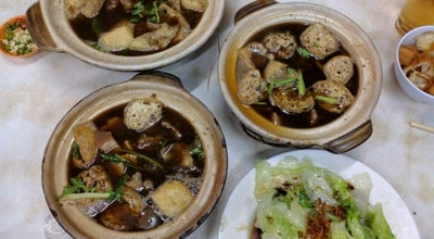 Photo of Chinese Restaurant 明珠肉骨茶 at Jeram, Malaysia