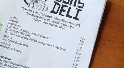 Photo of Deli / Bodega Josh's Delicatessen & Appetizing at 9517 Harding Ave, Surfside, FL 33154, United States