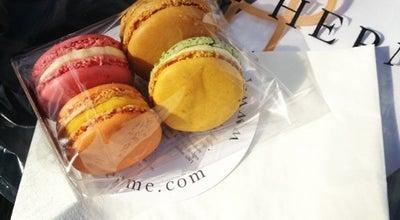 Photo of Food Pierre Hermé at 72 Rue Bonaparte, Paris 75006, France