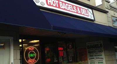 Photo of Bagel Shop Linden Hot Bagels And Deli at 105 N Wood Ave, Linden, NJ 07036, United States