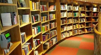 Photo of Bookstore Livraria Cultura at R. Sen. Dantas, 45, Rio de Janeiro 20031-202, Brazil