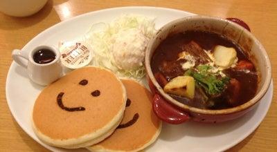 Photo of Cafe PANCAKE DAYs - Harajuku (パンケーキデイズ 原宿店) at 神宮前6-6-2, Shibuya 150-0001, Japan