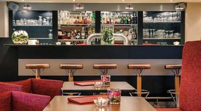 Photo of Hotel Bar Zeppelin Lounge at Am Weiher 20, Frankfurt Kelsterbach 65451, Germany
