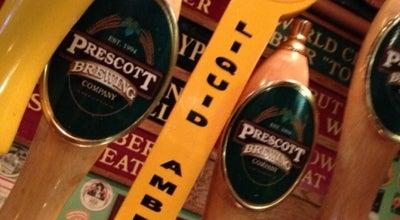 Photo of Brewery Prescott Brewing Company at 130 W Gurley St, Prescott, AZ 86301, United States