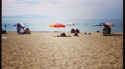 Photo of Beach Sunset Beach Club at Davutlar, Kuşadası, Kusadasi, Turkey
