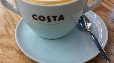 Photo of Coffee Shop Costa Coffee at Brierley Hill DY5 1SY, United Kingdom