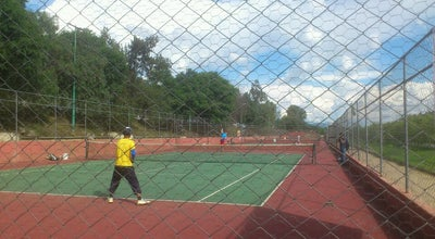 Photo of Tennis Court Canchas De Tenis Riberas Del Atoyac at Mexico