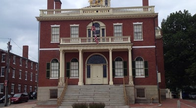 Photo of Historic Site The Custom House at Derby Street, Salem, MA 01970, United States