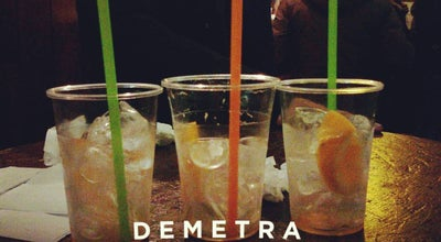 Photo of Cocktail Bar Demetra at Via Giuseppe Maria Giovene, 1, Bari, Italy