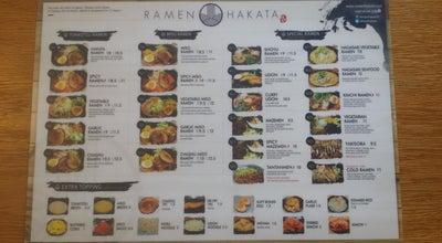 Photo of Ramen / Noodle House Ramen Hakata at 3714 Belt Line Rd, Addison, TX 75001, United States