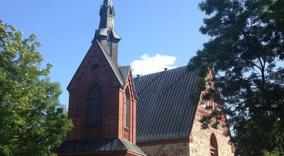 Photo of Church Pyhän Laurin kappeli at Pappilankuja 3, Vantaa, Finland