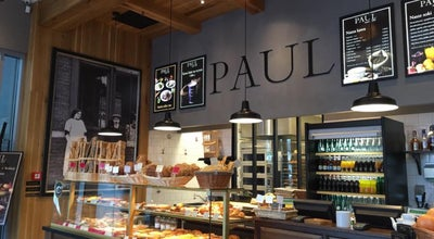 Photo of Bakery PAUL at Emilii Plater 53, Warszawa, Poland
