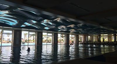 Photo of Water Park Amara Dolce Vita İndoor Pool at Turkey
