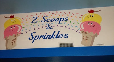Photo of Ice Cream Shop 2 Scoops & Sprinkles at 12995 S Cleveland Ave, Fort Myers, FL 33907, United States