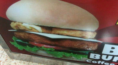 Photo of Burger Joint Big Burger coffee & shake at Jln Jaksa Agung Suprapto, Kediri, Indonesia