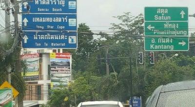 Photo of Intersection เเยกสะพานวังยาว at Ratsada Rd, Mueang Trang, Thailand