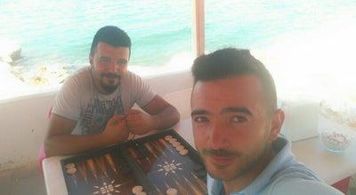 Photo of Cafe Altun Beach Cafe at Erdemli Sahil Bandı Yürüyüş Yolu, Mersin 33730, Turkey