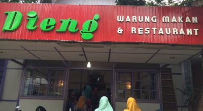 Photo of Asian Restaurant Rm Dieng at Jl.sindoro, Wonosobo, Indonesia