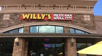 Photo of Mexican Restaurant Willy's Mexicana Grill at 2775 Highway 54, Peachtree City, GA 30269, United States