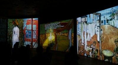 """Photo of Art Gallery Ван Гог """"Живые полотна"""" at Вокзальная Магистраль 16, Russia"""