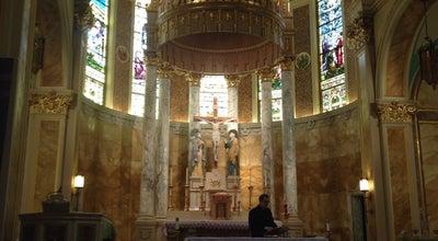 Photo of Church Holy Cross Church at 211 Adeline Church, Trenton, NJ 08609, United States