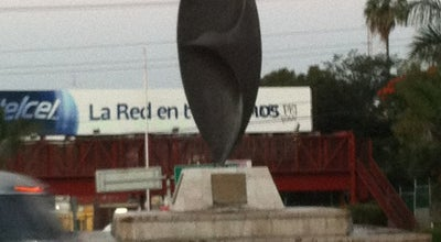Photo of Monument / Landmark La Paloma de la Paz at Av. Domingo Diez, Cuernavaca, Mexico