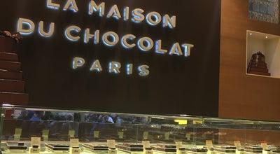 Photo of Dessert Shop La Maison Du Chocolat at The Avenues, Kuwait, Kuwait
