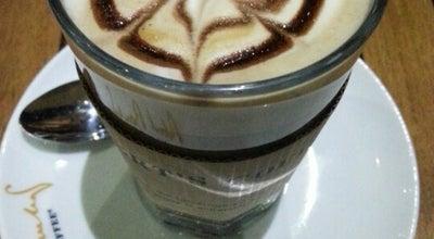 Photo of Cafe Robert's Coffee at İsmet İnönü Blv, Gazimağusa, Cyprus