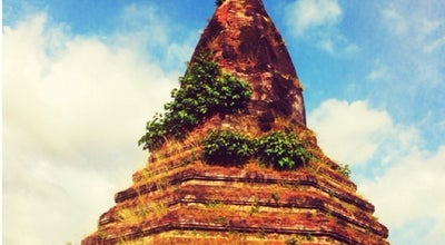 Photo of Historic Site That Dam Stupa at Rue Bartholonie, Vientiane, Laos