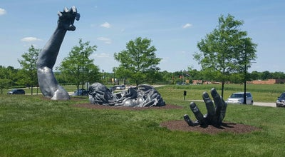 Photo of Park The Awakening Statue at Chesterfield, MO, United States
