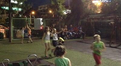 Photo of Playground Παιδική Χαρά Πρωτοπαπαδάκη at Galatsi, Greece