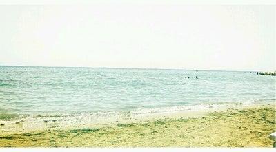 Photo of Beach Makou Beach Bar at Cyprus