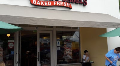 Photo of Bagel Shop Bruegger's Bagels Bakery at 1305 Orange Ave, Coronado, CA 92118, United States