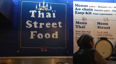 Photo of Thai Restaurant Thaï Street Food at 31-33 Rue Du Château D'eau, Paris 75010, France