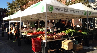 Photo of Farmers Market Grove Street Farmers' Market at Grove Street Path Plaza, Jersey City, NJ 07302, United States