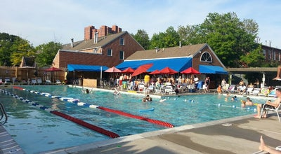 Photo of Pool Otterbein Swim Club at 824 S. Sharp Street, Baltimore, MD 21230, United States