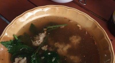 Photo of Asian Restaurant เจ๊ศรี ต้มเลือดหมูประตูชัย at Thailand