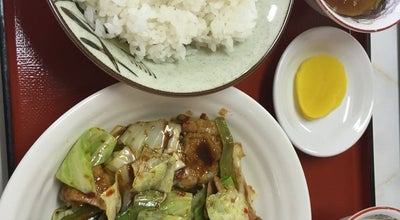Photo of Chinese Restaurant 重慶飯店 at 本町3-7-9, 青森市 030-0802, Japan
