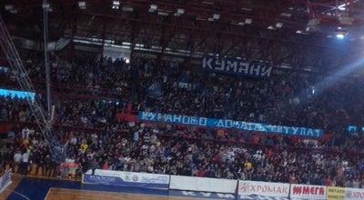 Photo of Basketball Court Sportska sala Kumanovo at Macedonia
