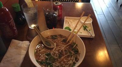 Photo of Vietnamese Restaurant Pho Saigon at 987 1st Ave, New York, NY 10022, United States